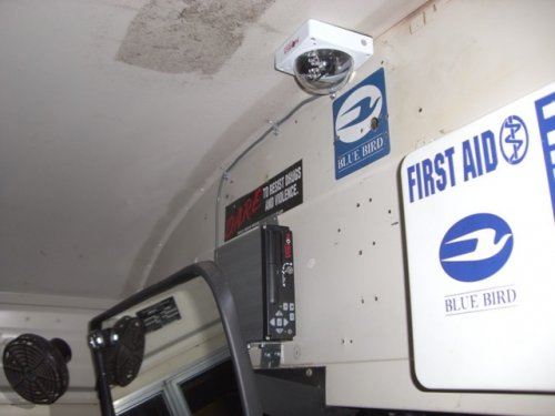bus video camera OSI09