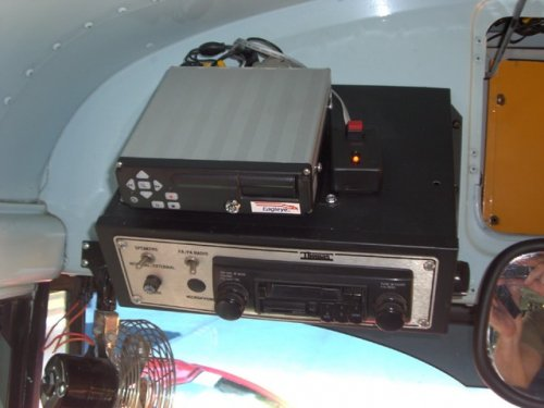 bus video camera OSI102