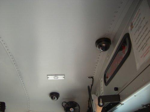 bus video camera OSI122