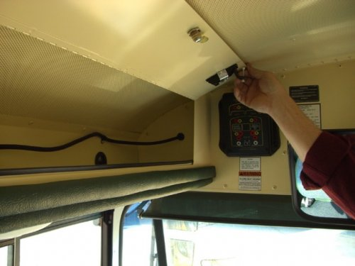 bus video camera OSI135