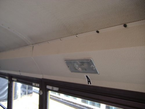 bus video camera OSI143