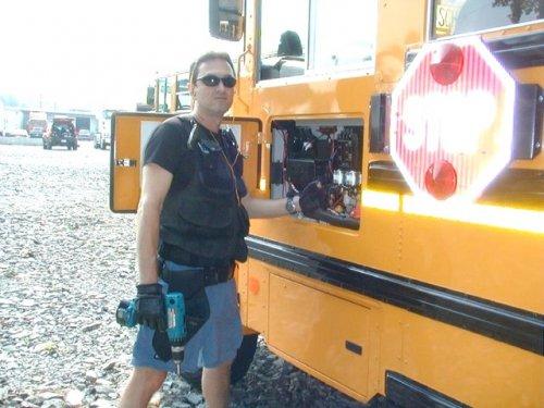 bus video camera OSI162