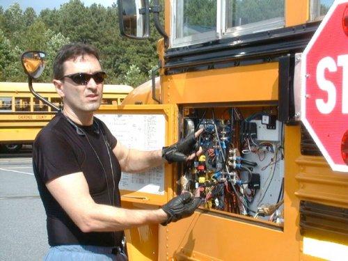 bus video camera OSI184