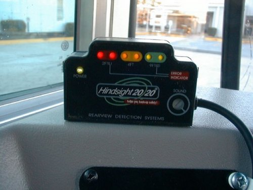 bus video camera OSI189