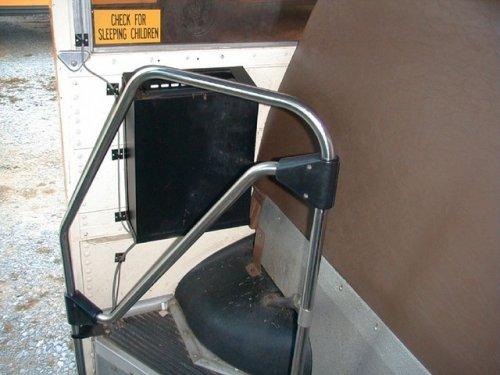 bus video camera OSI199