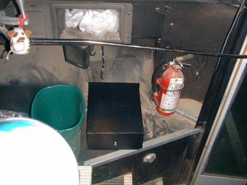bus video camera OSI203
