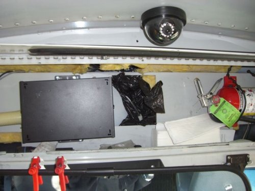 bus video camera OSI227