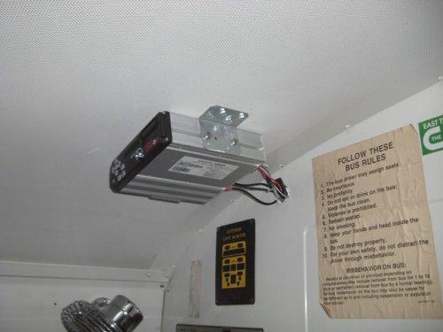 bus video camera OSI265