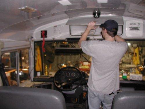 bus video camera OSI48