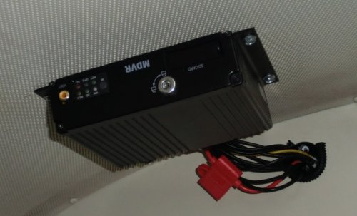 bus video camera OSI71
