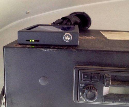 school bus safety camera surveillance security system radio mount 2